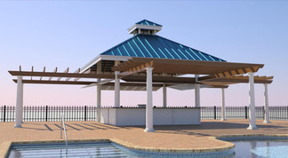 Morehead City Country Club Outdoor Bar
