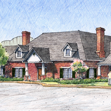 Hospice House, Carteret County
