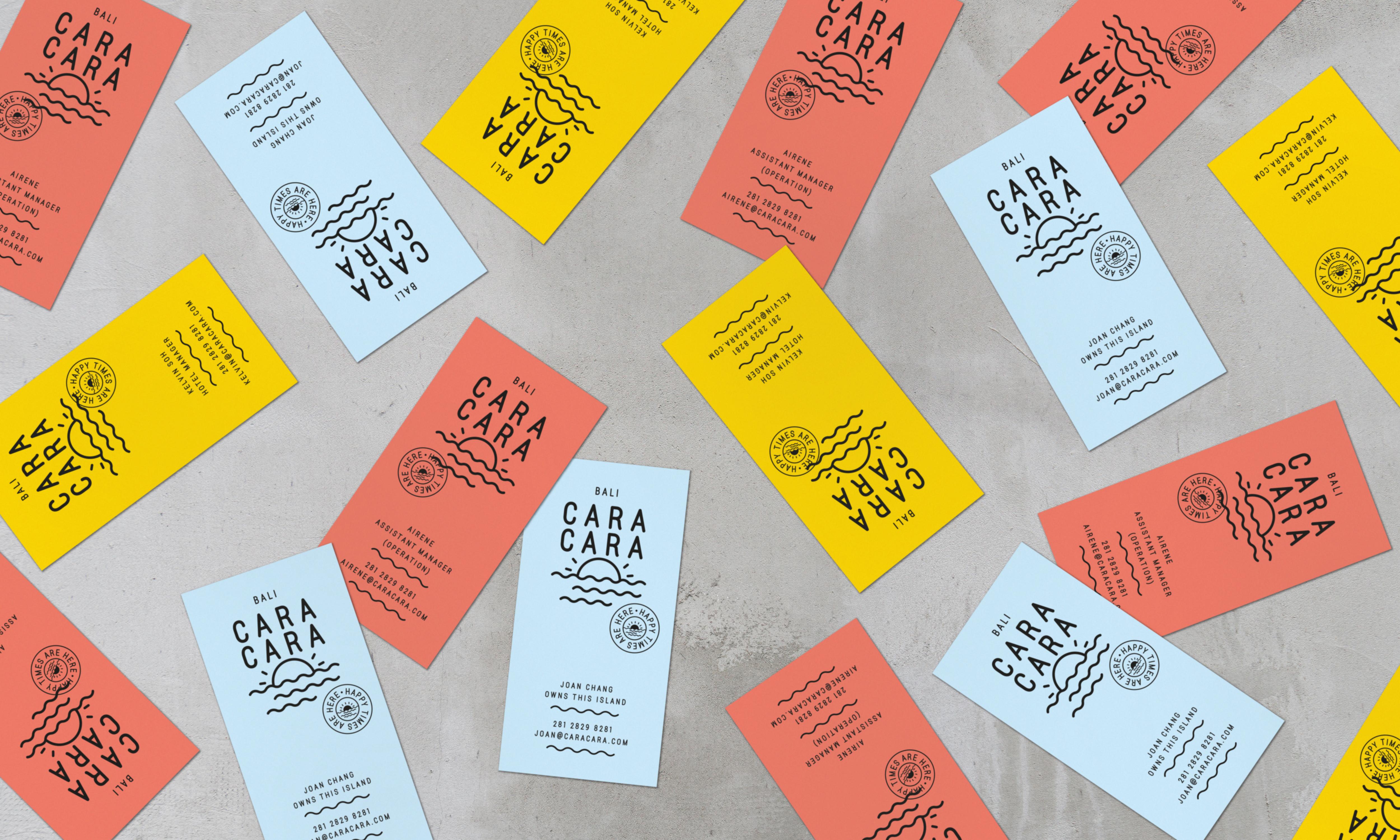 caracara_namecards