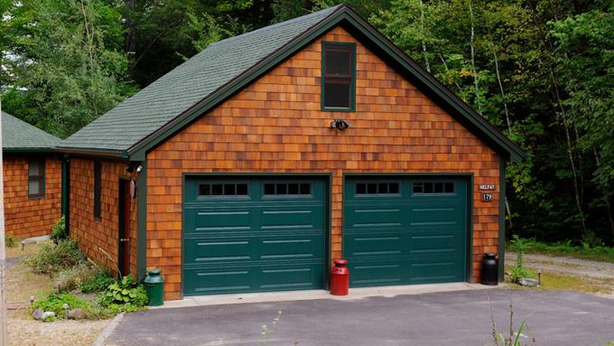 Ranch Style Garage Door