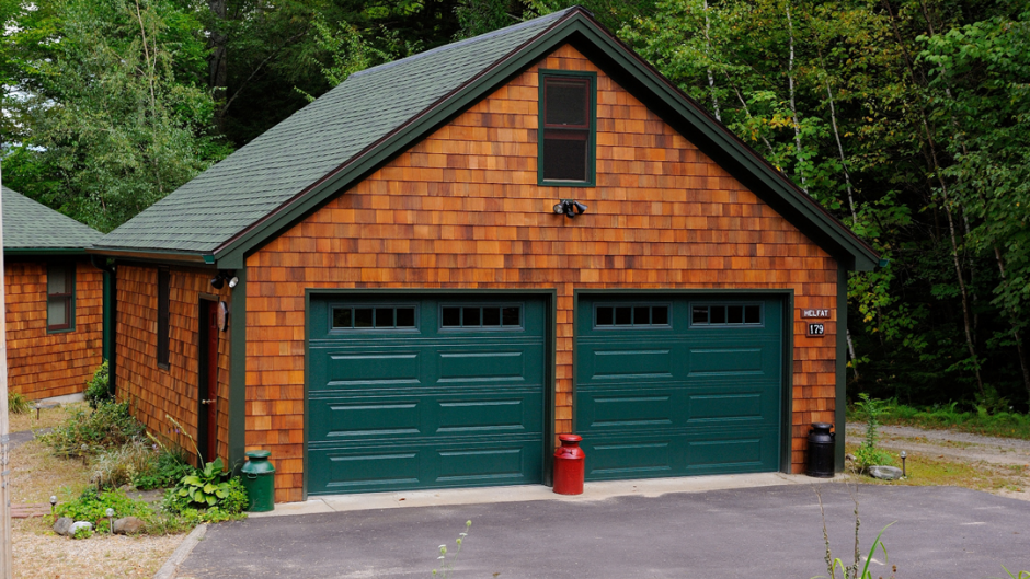 Ranch Style Garage Door