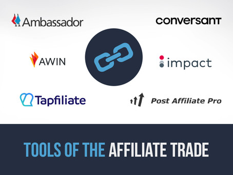 8 Best Affiliate Platforms and Software (that I am all using myself)