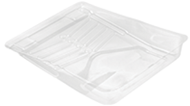 11 inch Plastic Tray Liners