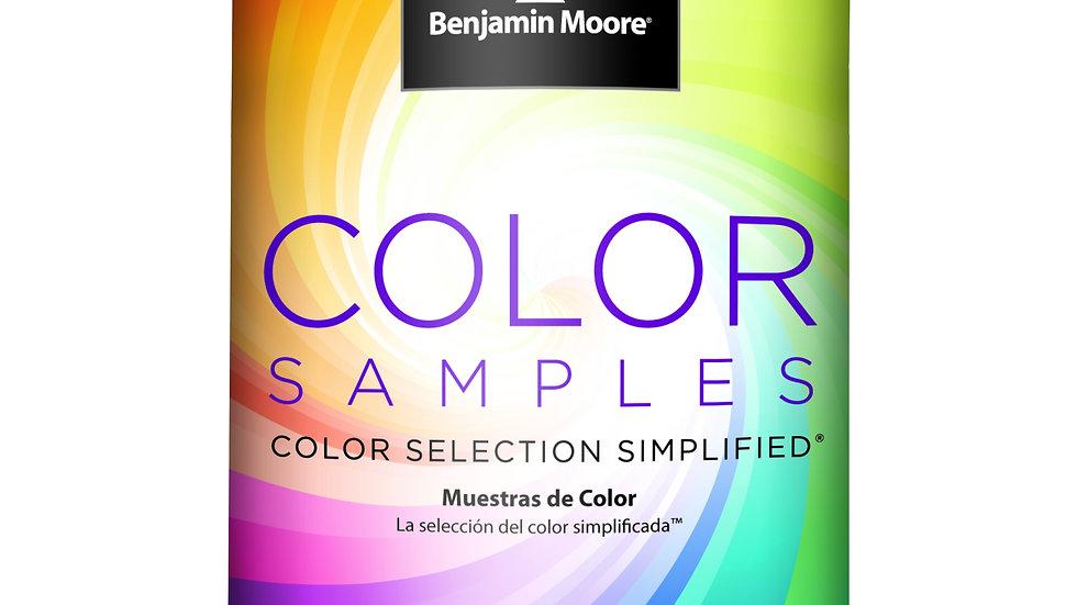 Benjamin Moore Sample