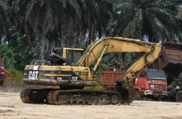 Ibom Industrial City Working Visit To The Site