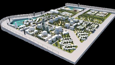 ibom industrial city, IIC model park