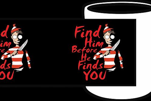 Retro Mug Design 6