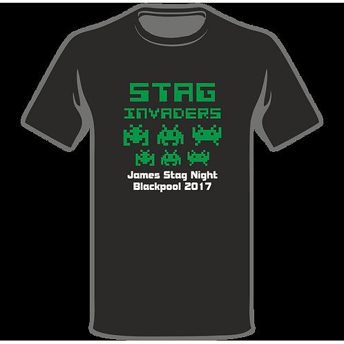 Design Ink Stag Do-Shirt Design 1