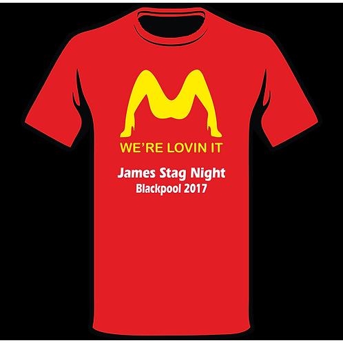 Design Ink Stag Do-Shirt Design 9