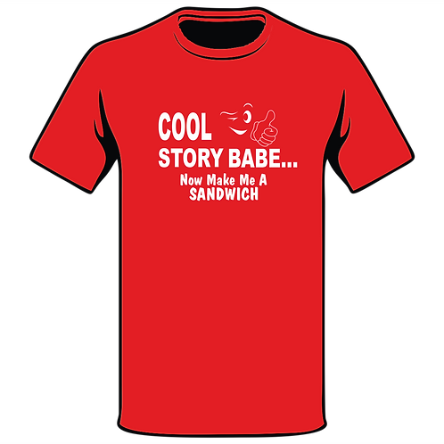 Design Ink Joke T-Shirt Design 186