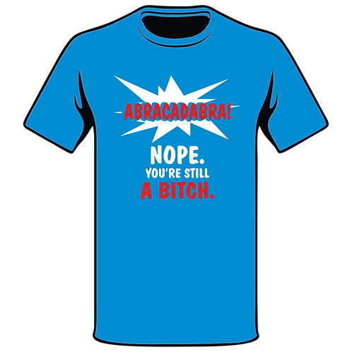 Design Ink Joke T-Shirt Design 372