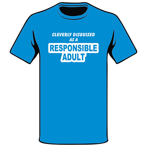 Design Ink Joke T-Shirt Design 205