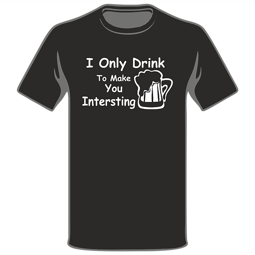 Design Ink Joke T-Shirt Design 86