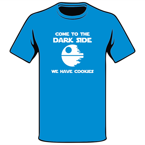 Design Ink Joke T-Shirt Design 351