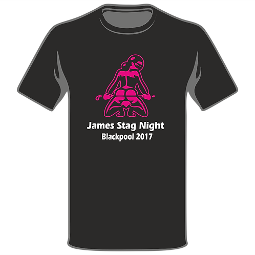 Design Ink Stag Do-Shirt Design 18