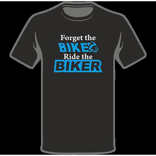 Ride The Biker T-Shirt, Biker T-Shirt, Funny T-Shirt, Joke T-Shirt, Humor T-Shirt, Classic T-Shirt