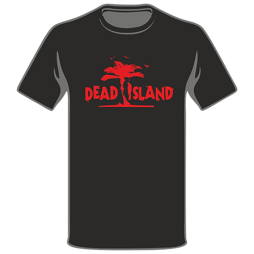 Dead Island T-Shirt, Video Game T-Shirt, Gamer T-Shirt, Xbox T-Shirt, Playstation T-Shirt, Arcade T-Shirt
