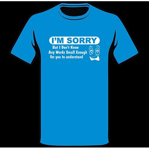 Design Ink Joke T-Shirt Design 204