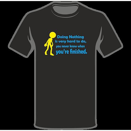 Design Ink Joke T-Shirt Design 601