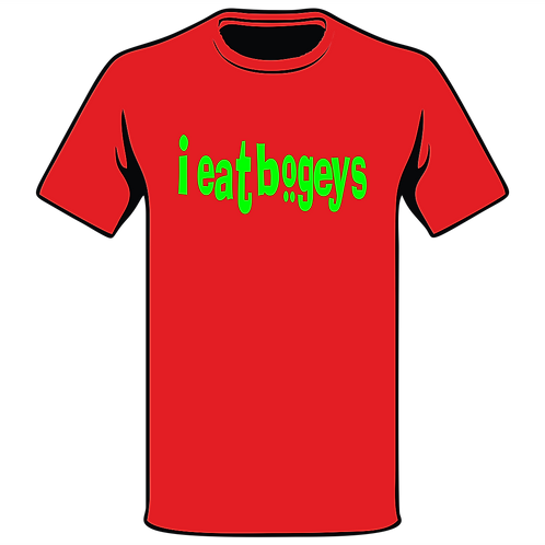 Design Ink Joke T-Shirt Design 30