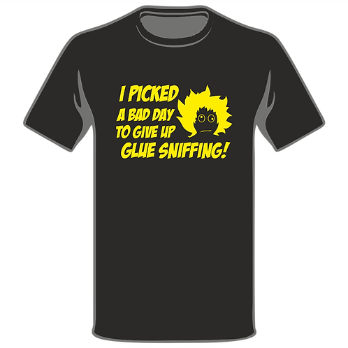 Design Ink Joke T-Shirt Design 107