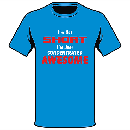 Design Ink Joke T-Shirt Design 323