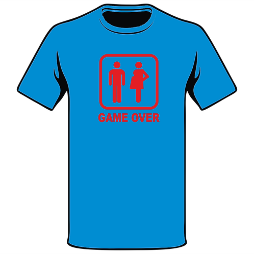 Design Ink Joke T-Shirt Design 279