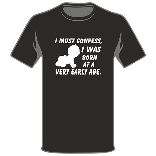Design Ink Joke T-Shirt Design 515