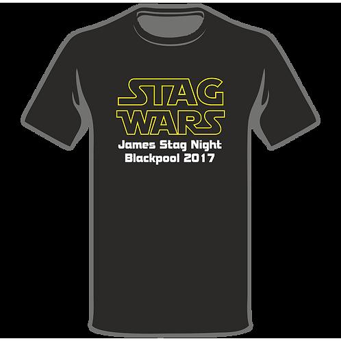 Design Ink Stag Do-Shirt Design 20