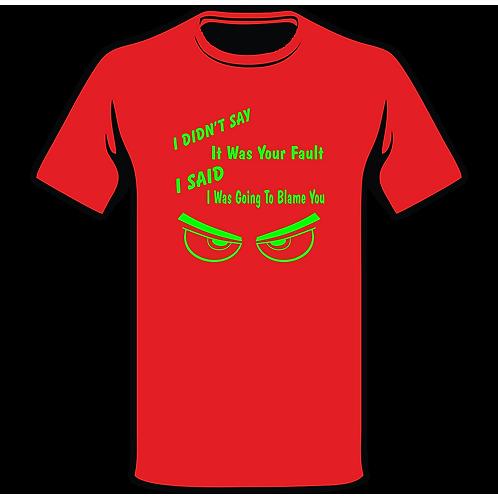 Design Ink Joke T-Shirt Design 33