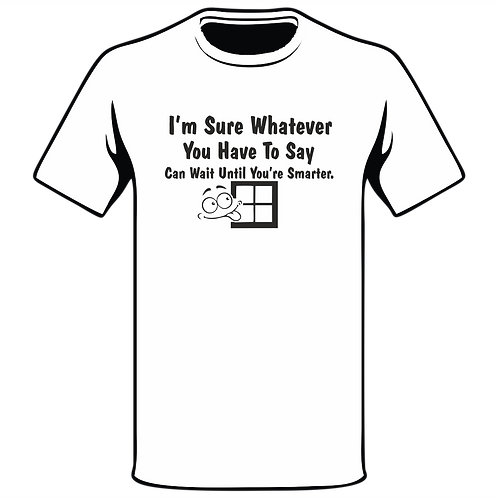Design Ink Joke T-Shirt Design 469