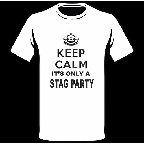 Design Ink Stag Do-Shirt Design 25