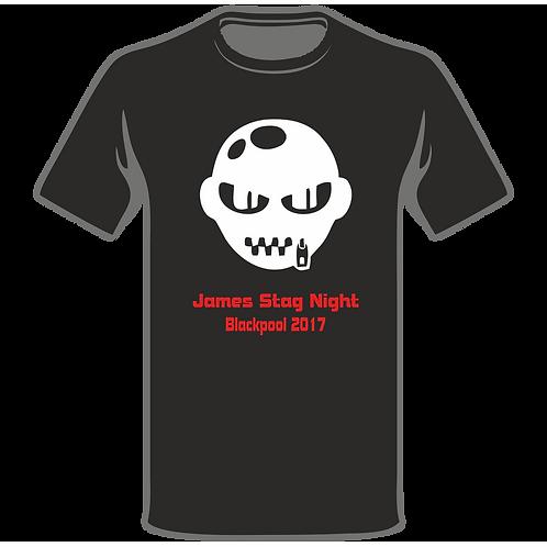 Design Ink Stag Do-Shirt Design 4