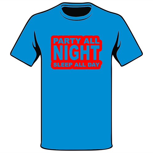 Design Ink Joke T-Shirt Design 142