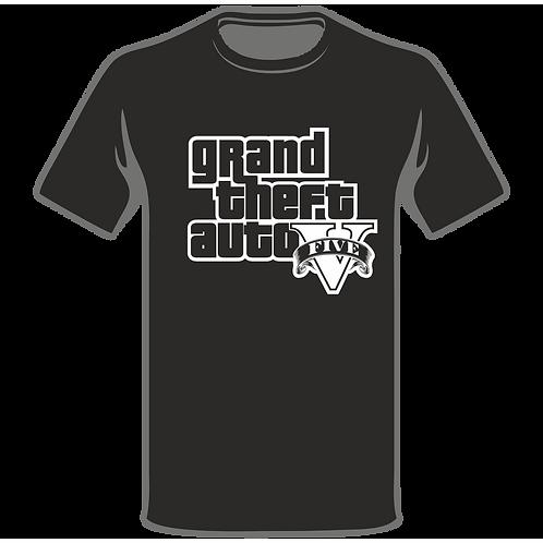 GTA  T-Shirt, Video Game T-Shirt, Gamer T-Shirt, Xbox T-Shirt, Playstation T-Shirt, Arcade T-Shirt