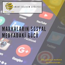 SGA - MARKALARIN SOSYAL MEDYADAKİ GÜCÜ.p