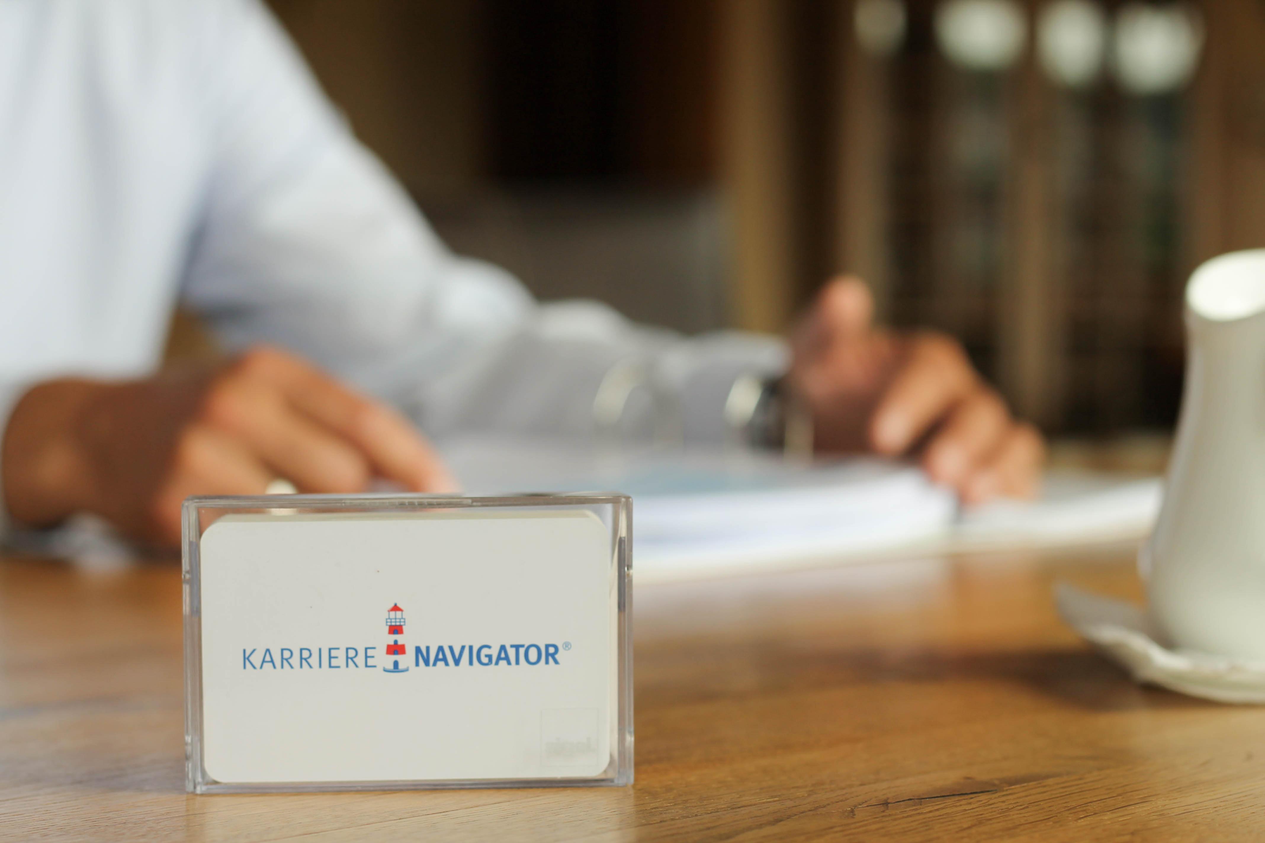Karriere-Navigator Coaching