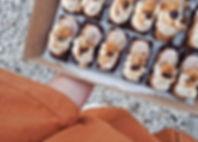 Golden hour brownies with my golden hour