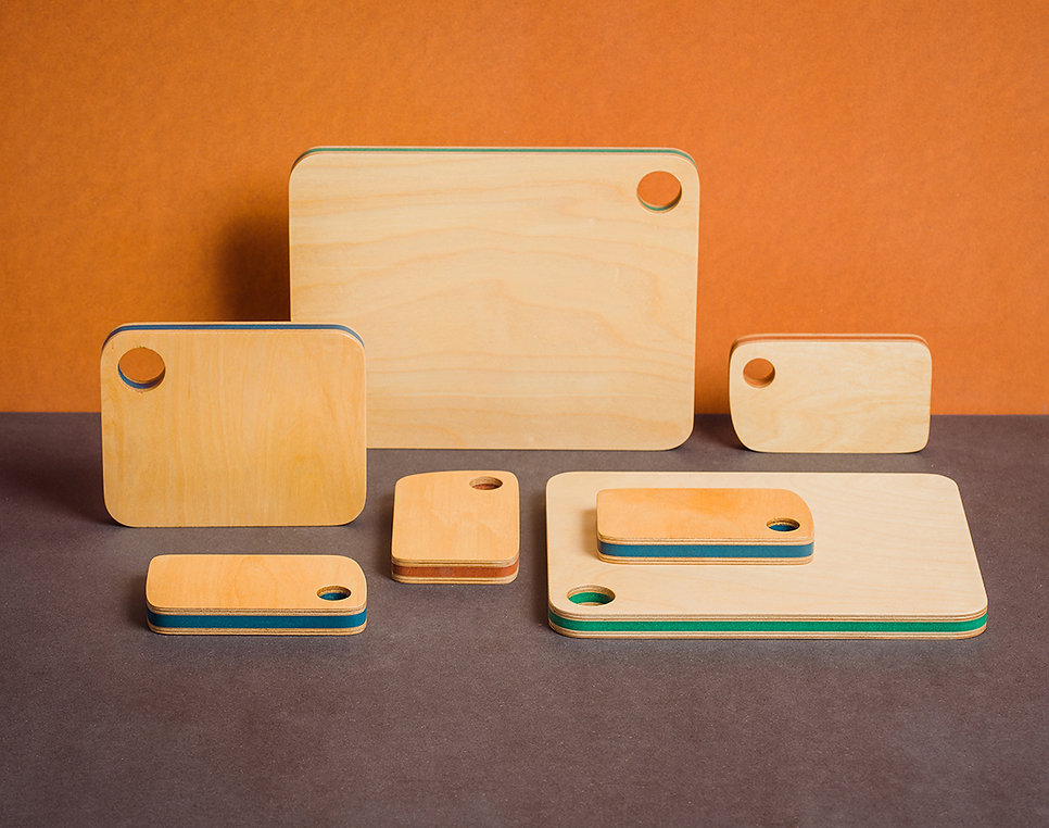 Birch Chopping Boards