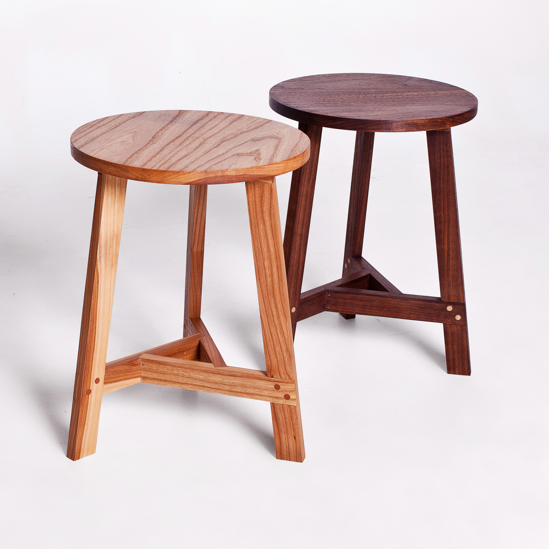 Tripos Stool / Side Table