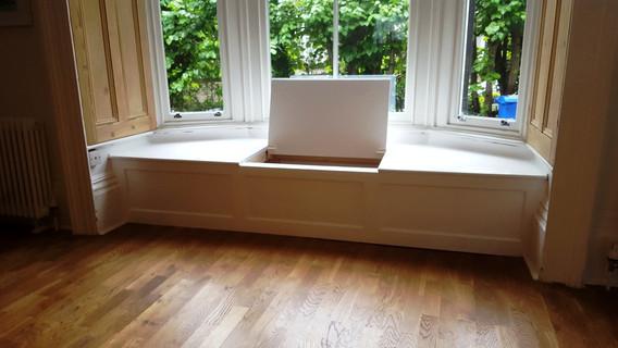Window Box Seat