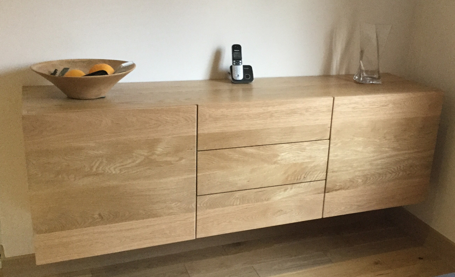 Floating Sideboard