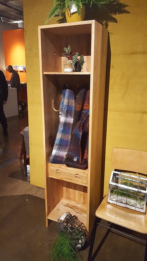 Hallway Cabinet in Native Elm