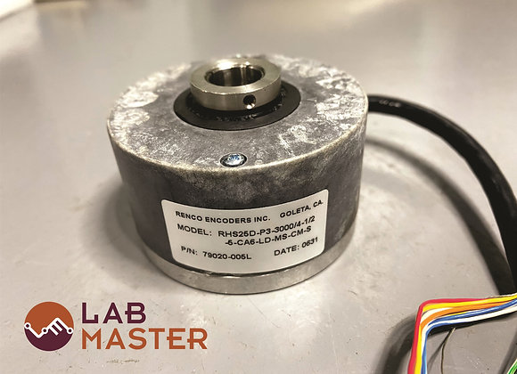 Encoder Renco RHS25D-P3-300/4-1/2-6-CA-LD-MS-CM-S