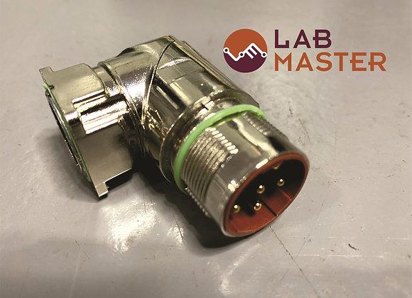 Conector de Potência p/ Motores Siemens (Macho)