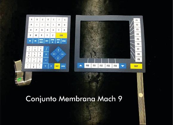 Conjunto de Membranas Mach 9