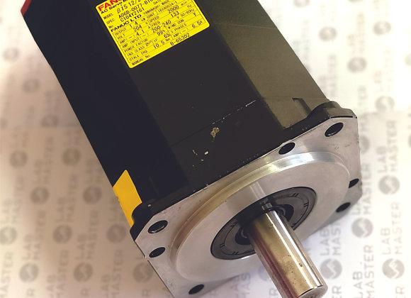 Servomotor AC Fanuc B is 12/2000 cód. A06B-0077-B103