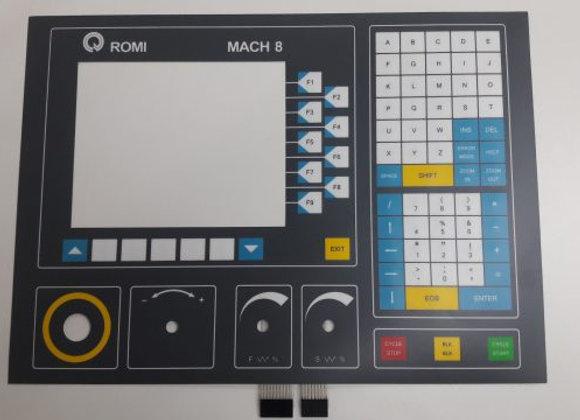 Membrana Mach 8