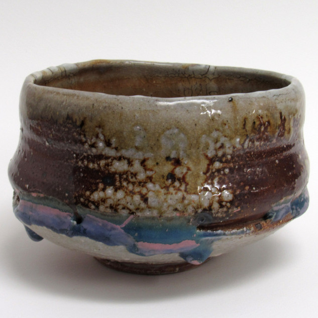 2019 Stoneware, multiple firings