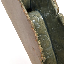 Zonda Wind (detail) 2020 Ceramics